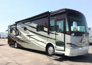 motorhome at Sun City RV